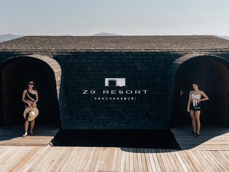 Z9 Resort กาญจนบุรี บอกเลยว่าที่นี่ สวยโคตร!!