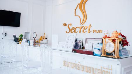 The Secret Plus Clinic ถ่ายภาพสำหรับทำสื่อ