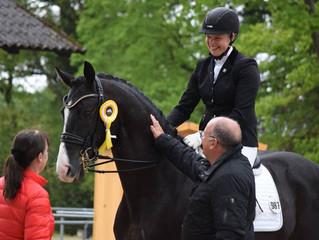 Titolas - Auch unter anderer Reiterin erfolgreich!