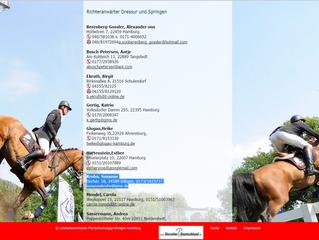 Susanne Krohn ist Richteranwärter Dressur und Springen der Landeskommission Pferdeleistungsprüfungen
