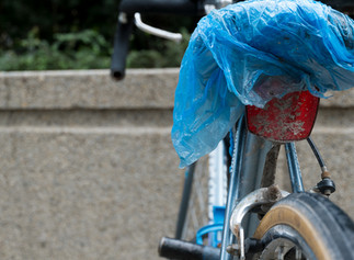 Color work, Chicago Bike