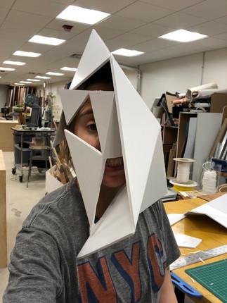 Headpiece development