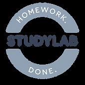 StudyLab. Homework Done.