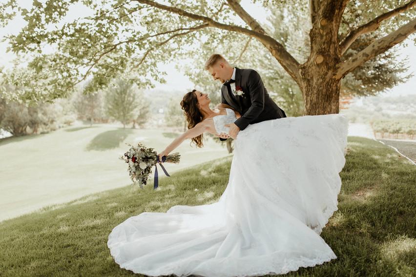 Frogness Wedding - Bride and Groom -36.j