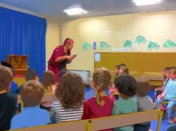 Pour une école à Lyon