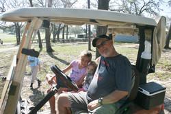 Art Rodiek and grandkids