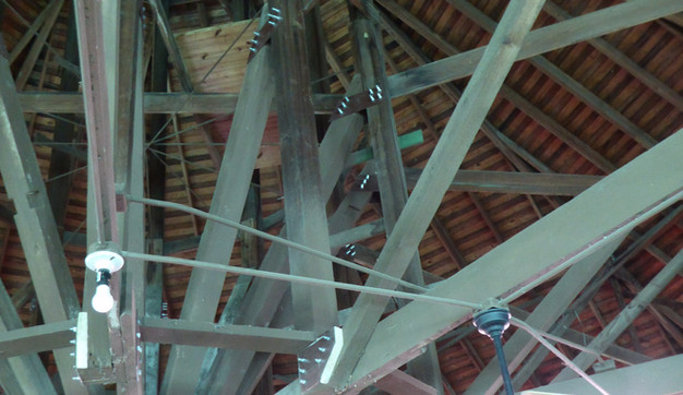 Ceiling support.JPG
