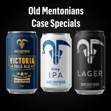 Bad Shepherd Brewing special offer for OMFC now closed