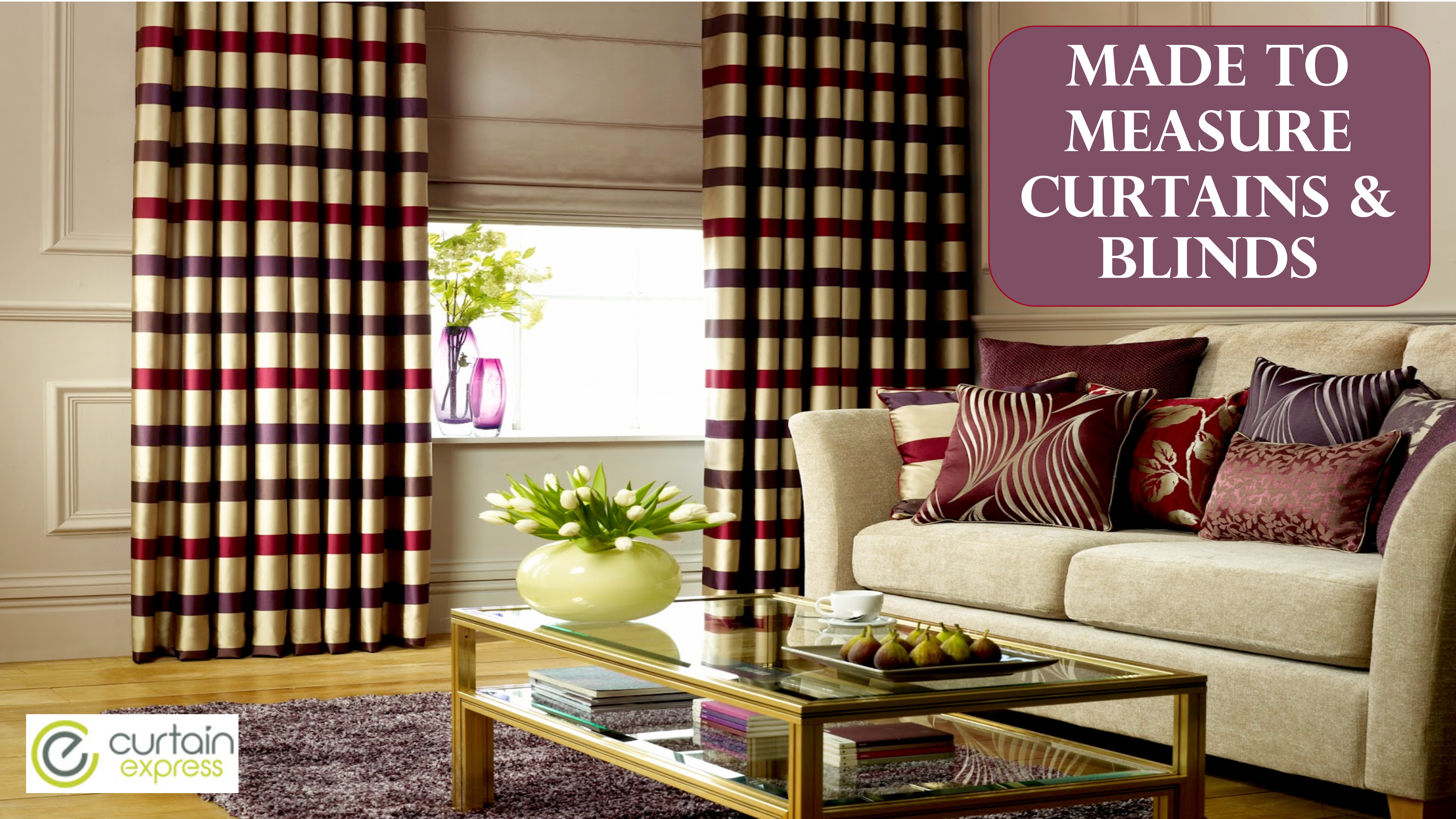 Made To Measure Curtains & Blinds