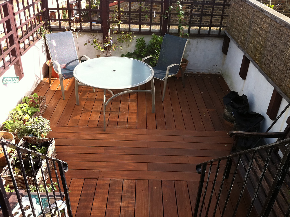 Spring Clean The Decking & Patio