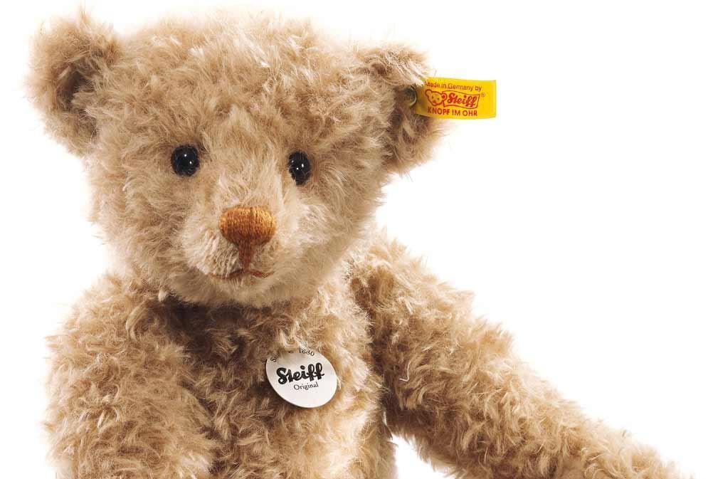 Steiff Bears - For The Best