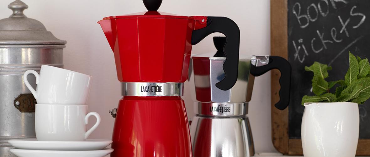 Coffee Percolators & Cafetieres
