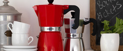 Coffee Percolators & Cafetieres