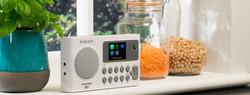 Over 30 Roberts Radios On Display