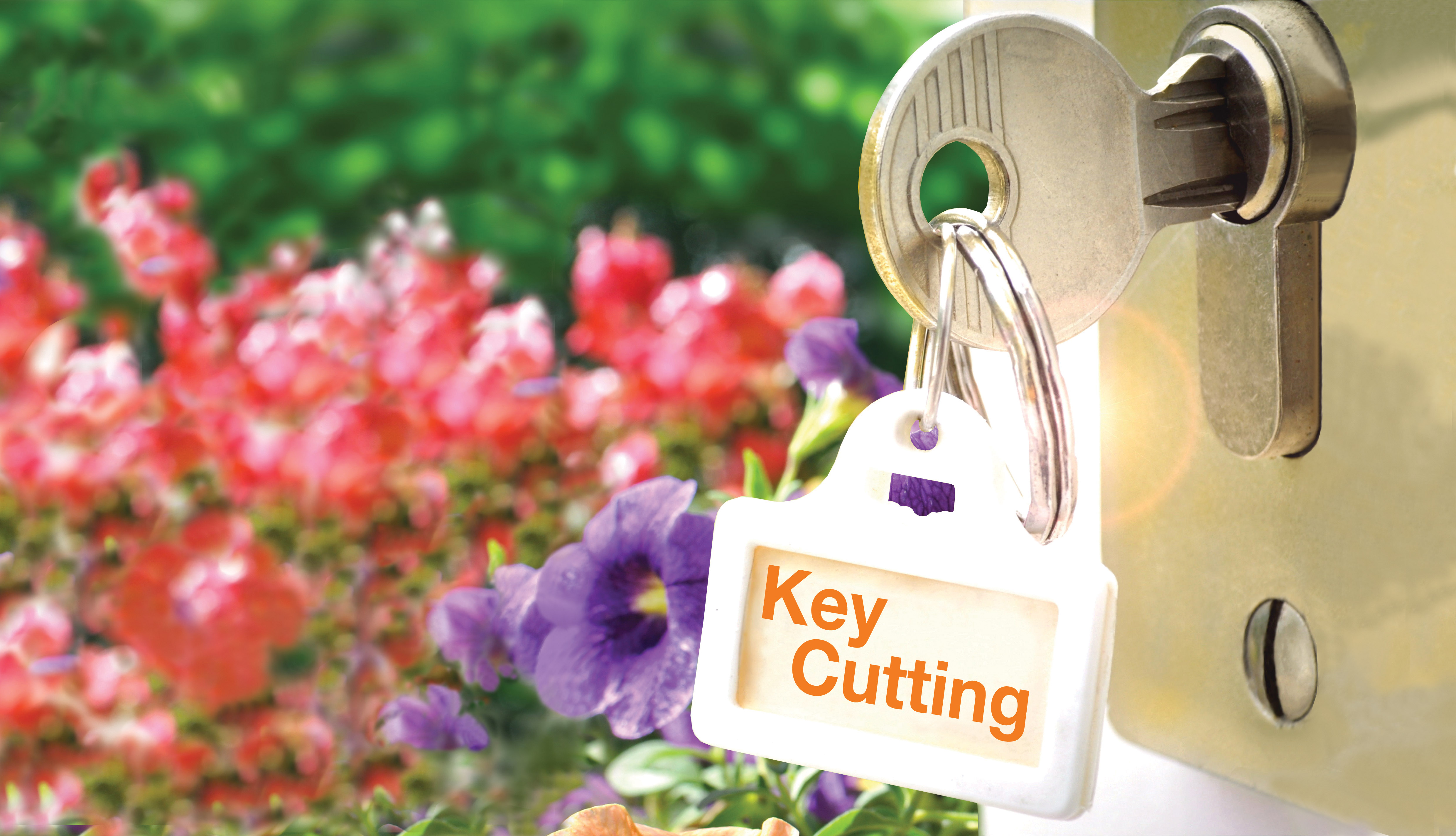 Key Cutting While You Wait