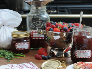 AVOID STICKY SITUATIONS – JAM MAKING IS EASY WITH MALLETT'S HOME HARDWARE