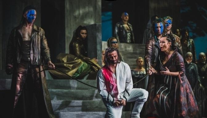 "2017 ""Norma"" Krakow Opera"