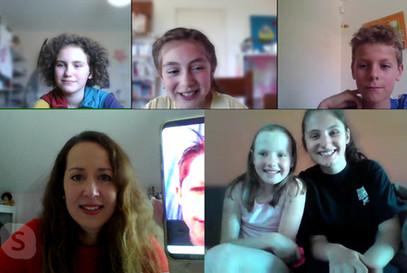 Laurence Lo Presti - Skype petits gesvoi