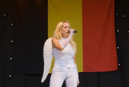 Laurence Lo Presti concours Tournai