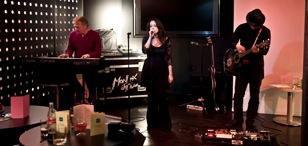 Laurence Lo Presti concert bar lounge Ge