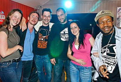 Laurence Lo Presti concert Etat Groupal