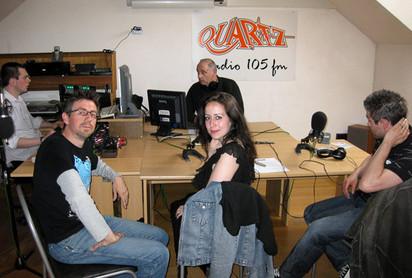 Laurence Lo Presti Aedden Radio Quartz