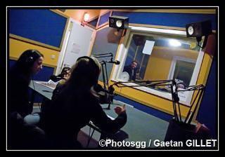 Laurence Lo Presti_Animatrice chez Radio