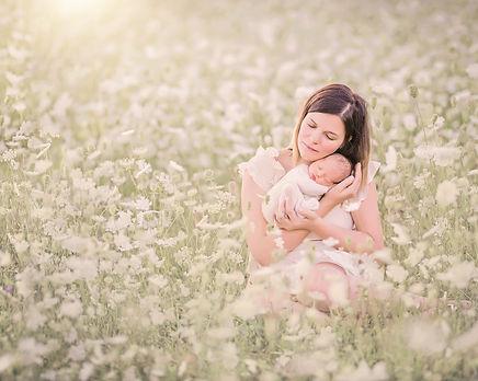 servizio fotografico neonati