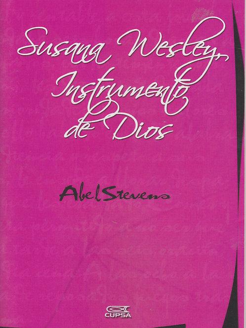 Susana Wesley Instrumento de Dios