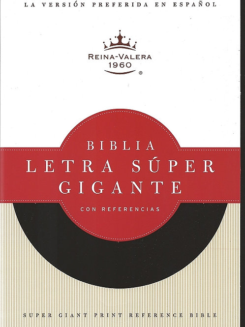 Biblia Ltr Super gigante