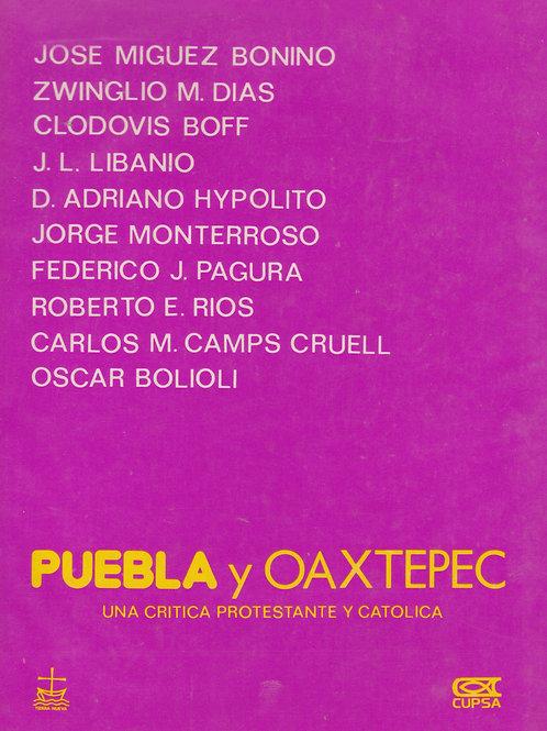 Puebla y Oaxaca una Critica Protestante