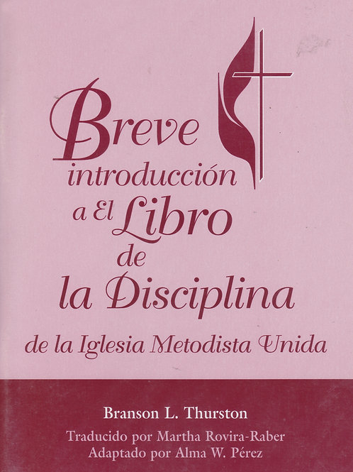 Breve instrucción a el Libro de la Disciplina