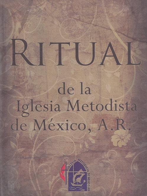 Ritual de la Iglesia Metodista de México,A.R.