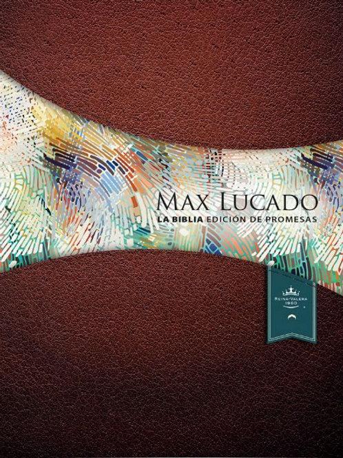 Biblia edicion promesas Max Lucado
