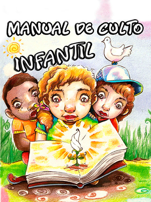 MANUAL DE CULTO INFANTIL