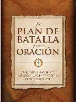 El plan de batalla para la oración14795