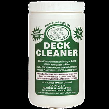 Deck Cleaner