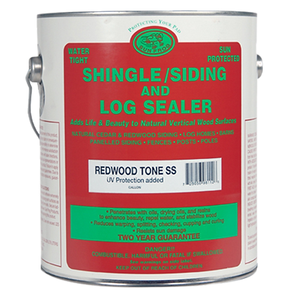 Shingle Siding Gallon Can