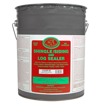 Shingle Siding 5 Gallon