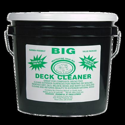 Big Deck Cleaner