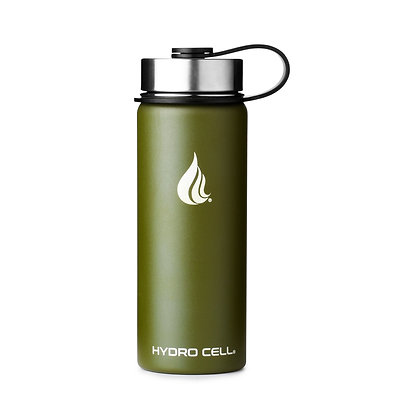 Hydro Cell Wide Mouth 18oz Verde