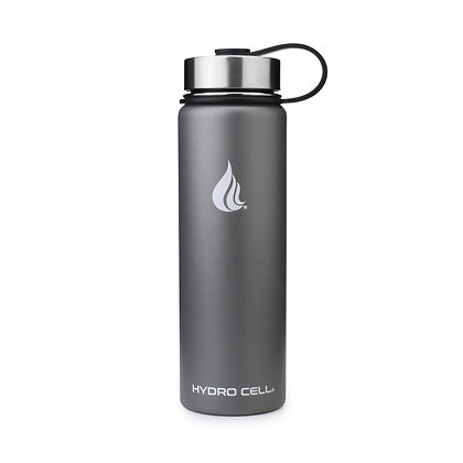 Hydro Cell Wide Mouth 24oz Gris