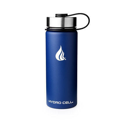 Hydro Cell Wide Mouth 18oz Azul