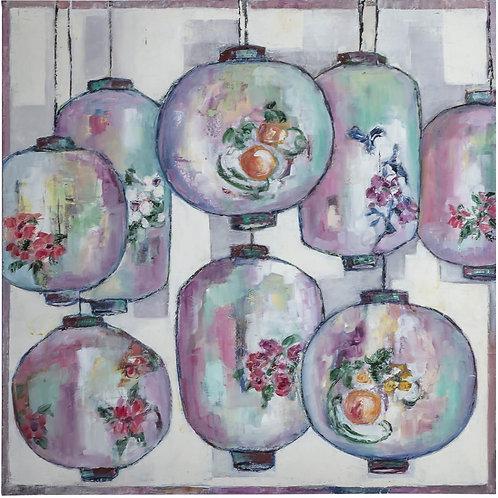 Festive Lanterns 1