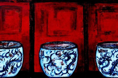 Dragon Pots