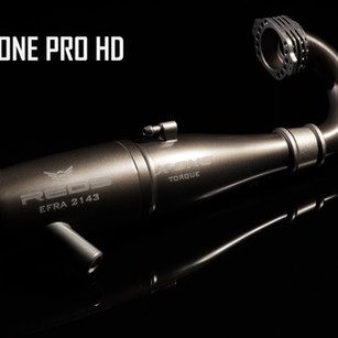Reds Racing New X-ONE PRO exhaust