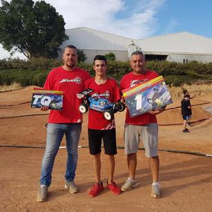 Canas takes Spanish Championship!