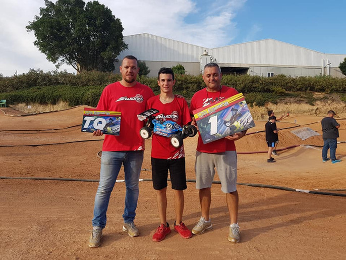 Canas takes Spanish Championship!