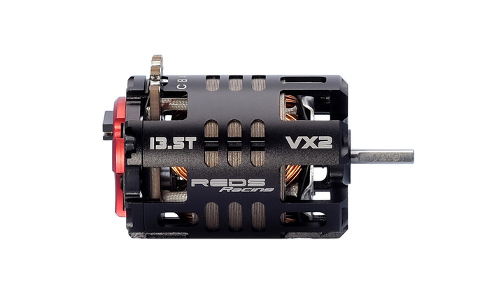 REDS Releases their VX2 1/10 Motors!
