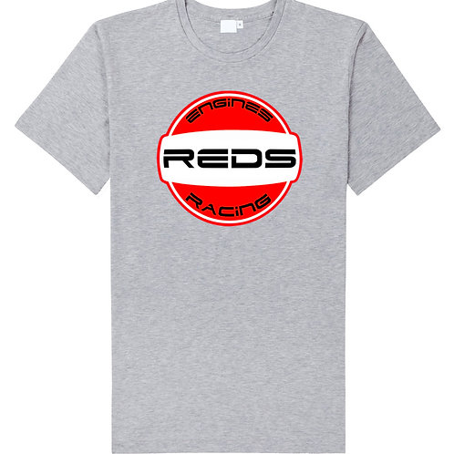 "T-SHIRT REDS ""2nd COLLECTION"" GREY"